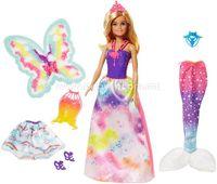 """Barbie FJD08 Кукла """"Волшебное перевоплощение"""" серии """"Дримтопия"""" (в асс.)"""