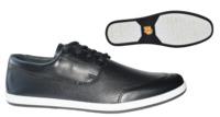Кожанные кроссовки BELKELME (08381-5/026)