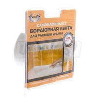 купить Лента бордюрная д/ванны (38mm x 3.35m) Aviora 302-032 SK (RU) в Кишинёве