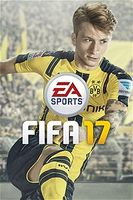 Gamedisc Fifa 2017 for XBox One