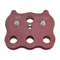Блок-ролик парный BS-Krok «Тандем ПРОМАЛЬП-50» (Ролики стальные), krk 3203_4541.86