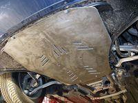 """!"""" Audi """" A 6 4F2 ; 4F5; C62004 - 2011 -ALL 5 mmЗАЩИТА КАРТЕРА SHERIFF защита двигателя"""