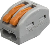 Клеммы с рычагом монтажные Navigator NTC-R-2 цена/50 шт