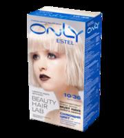 Vopsea p/u păr, ESTEL Only, 100 ml., 10/36 - Blond deschis auriu-violet
