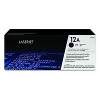 Laser Cartridge HP Q2612A black