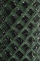 СЕТКА РАБИЦА С ПВХ  55 x 55 d-1.9/3.0, H-1.5M, L-10M