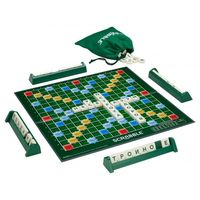 Mattel Joc de masă Scrabble original, ru