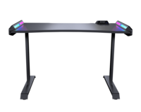 Gaming Desk Cougar MARS 120, Width 1200mm, Heigh 810 mm, Dual-sided RGB Lighting Effects