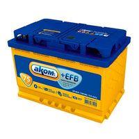 AKOM + EFB 6СТ- 75 Euro