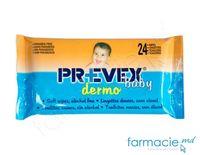 Serv. umede pt copii  dermo  PREVEX  N24