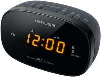 Часы-будильник MUSE M-150 CR BLACK