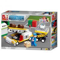 КОНСТРУКТОР AVIATION -Aircraft Cargo Loader(222PCS)