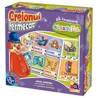 D-Toys Игровой набор Волшебный карандаш алфавит и цифры