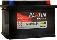 Platin Classic 6СТ-60Ah E