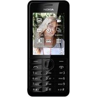 Мобильны телефон  NOKIA 301.1 Black