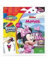 Set de magneți Colorino Disney Minnie Mouse