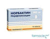 Norbactin comp. 400mg N10 (norfloxacin)