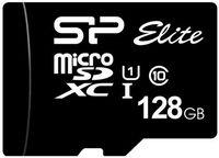 Сard de memorie Silicon Power microSD 128Gb Class10 A1 UHS-I (SP128GBSTXBU1V20SP)