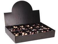 купить Набор шаров 10X25mm, 5матов, 5глянц, св-роз, корич-жемчуж, в в Кишинёве