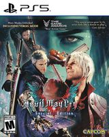Gamedisc Devil May Cry 5 Special Edition Sony Playstation 5