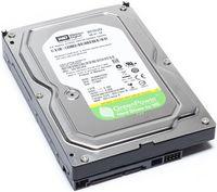 "3.5"" HDD  1.0TB -SATA-64MB  Western Digita"