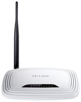Wireless Router TP-Link TL-WR740N, Atheros chipset, fixed antenna