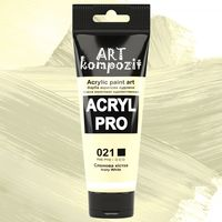 Краска акриловая Art Kompozit, (021) Слоновая кость 75