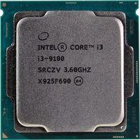 Процессор Intel Core i3-9100 Box
