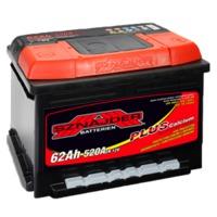 Аккумулятор SNAIDER 62 Ah Plus (левый)