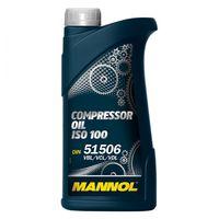 51506 MANNOL Масло компрессорное 1L