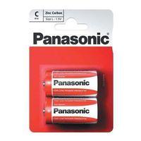 2809 Baterie Panasonic  R14RZ/2BP/R14REL/2BP C 1.5 V