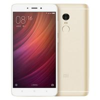 "Xiaomi RedMi Note 4, 5.5"" 1920x1080 13Mpix DecaCore 2.1GHz 3Gb 32Gb Gold"