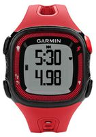 Garmin Forerunner 15 - Large - Red & Black