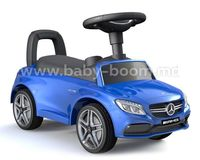 Baby Mix UR-HZ638 BLUE Машина Mercedes AMG C63