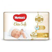 Подгузники Huggies Elite soft 0+ (до 3,5 кг) 50 шт