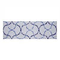 Keros Ceramica Декор Prisma Celeste 20х60см
