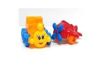 игрушки в ассортименте