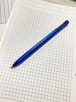 Pix cu ulei, Albastru Unimax 1.0mm