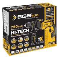 Дрель SGS 5142 13mm 750W