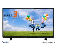 """22"""" LED TV VESTA LD22B340, Black (1920x1080 FHD, 50 Hz, Analog tuner) (22'' (56 cm), Black, Full HD(1920*1080), 50Hz, HDMI, VGA, PC-Monitor, USB, Speakers 2x8W, 3Kg)"""