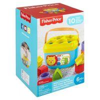 Fisher Price набор Первые кубики малышa
