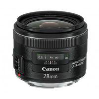 CANON EF 28mm f/2.8 IS USM, черный