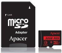 Сard de memorie Apacer microSDXC UHS-I U1 Class10 R85 64GB (AP64GMCSX10U5-R)