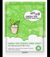 Esfolio Тканевая маска c зеленым чаем для лица