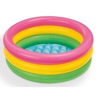 Детский надувной бассейн 61х22см, 35Л, 1-3 лет