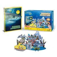 CubicFun пазл 3D Undersea Adventure