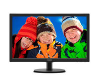 "21.5"" PHILIPS LED 223V5LSB2/10 Black"