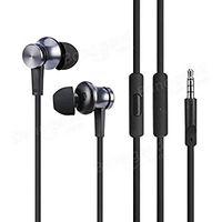 """Xiaomi """"Piston Basic Edition"""" In-ear Earphones, Matte Black"""