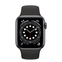 Apple Watch 6 40mm (MG133), Space Gray / Black