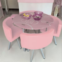 Grace Furniture B-82 Pink